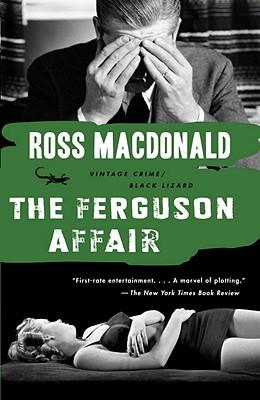 The Ferguson Affair By MacDonald, Ross